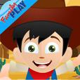 Cowboy Toddler