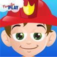 Fireman Toddler